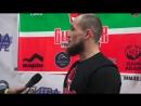 РИНАТ ФАХРЕТДИНОВ интервью после турнира БИТВА НА ВОЛГЕ 4