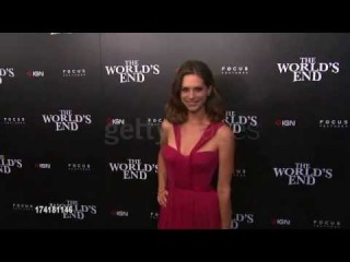 Lyndsy Fonseca at IGN & Focus Features Celebrate The World's End Party At Comic-Con 2013