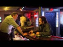 Barfly job interview and bar scene
