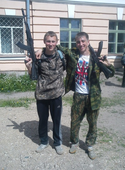 Андрей Белозёров, 26 апреля , Вельск, id140816646