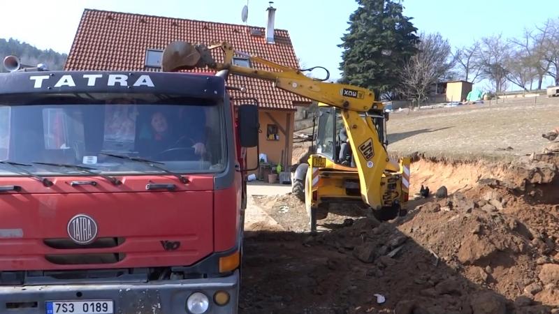 Tatra 815 Татра S3 jizda s tatrou