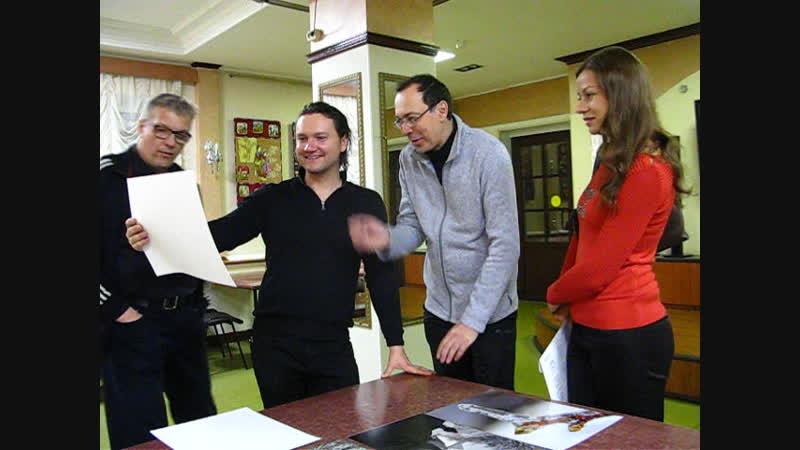 Фрагмент фотовстречи в клубе Творческая фотомастерская.