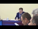 Вот, как надо разговаривать с ленивыми чиновниками / Сергей Фургал жестко