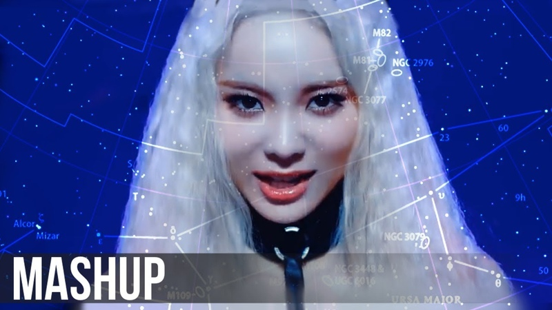 Singing In The Kill V Maim Jinsoul feat Heejin LOONA x Grimes Mashup