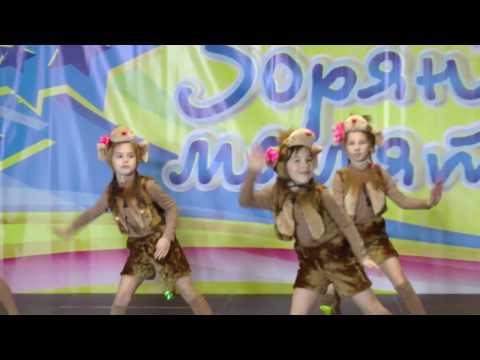 Зразковий дитячий ансамбль народного та естрадного танцю Любавушка, м.Київ