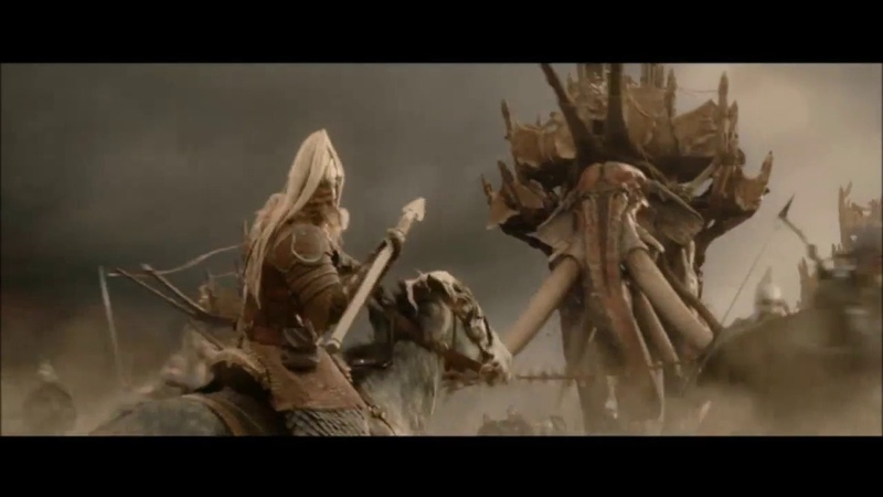 Lord of the Rings - Winged Hussars