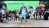 Электронный берег 2018 - Dance Battle by FDC - Judge Alex