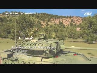 Беспилотники для БТРа Stryker 8X8