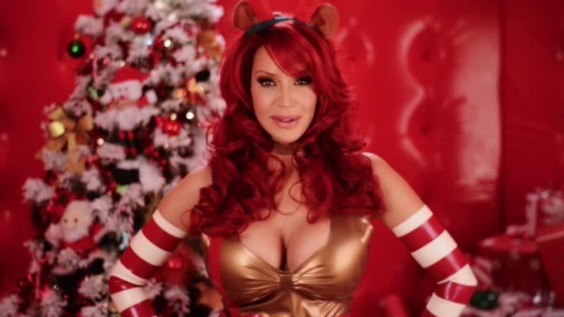 Bianca Beauchamp Naughty Naked Xmas 2012 ( erotic эротика fetish latex фетиш playboy model модель milf big boobs pussy )