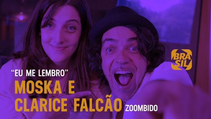 Clarice Falcão e Moska - Eu me Lembro