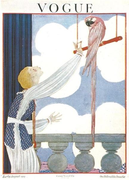 Обложки журнала Vogue 1917-1925 гг. от культового фэшн-иллюстратора Vogue сегодня – одно из наиболее авторитетных фэшн-изданий. Его история насчитывает более 150 лет. Визитной карточкой журнала