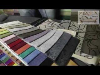 Виды тканей для перетяжки и обивки мягкой мебели