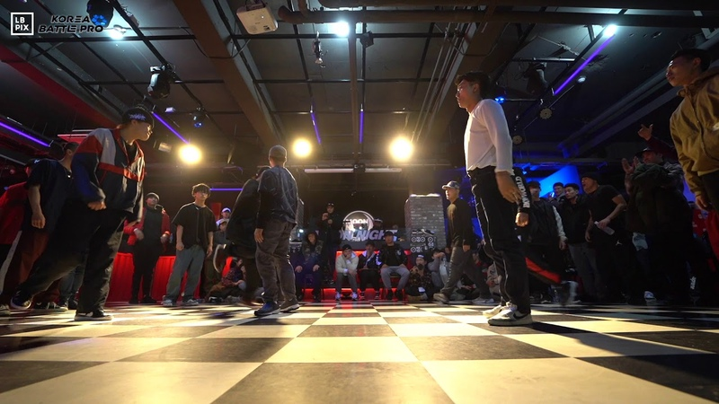 J2FIRE vs FUSION MC Crew Semi @ KOREA BATTLE PRO 2019 LB-PIX