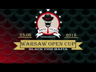 Black Fish Invation   Warsaw Open Cup 2018