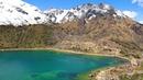 Salkantay Inca Trek to Machu Picchu, Peru in 4K Ultra HD