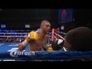 Andre Dirrell vs Jose Uzcategui illegal KO