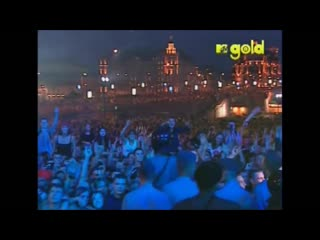 Red Hot Chili Peppers - Californication (Live in Red Square, Moscow)