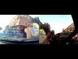 Погоня за девушкой на БМВ в Твери