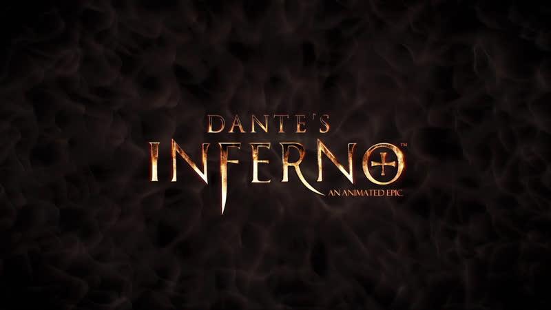 Ад Данте: Анимированный эпос (2010) аниме, мультфильм, ужасы, фэнтези, боевик