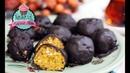 Bisküvili Balkabaklı Toplar (Çikolata Kaplı) | Ayşenur Altan Yemek Tarifleri