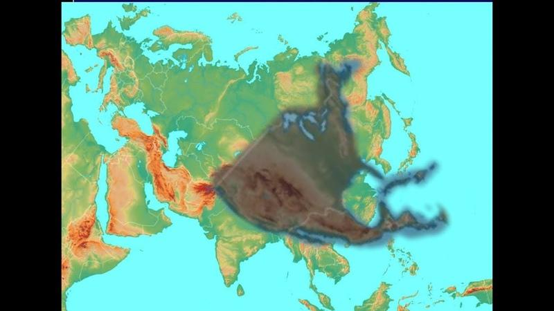 Континент северная Америка находится в Монголии