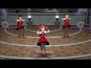 The Idolm@ster 2 - Kyun! Vampire Girl [HD] (Iori,Hibiki,Yayoi)