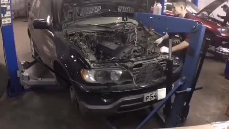 Вторая жизнь BMW X5