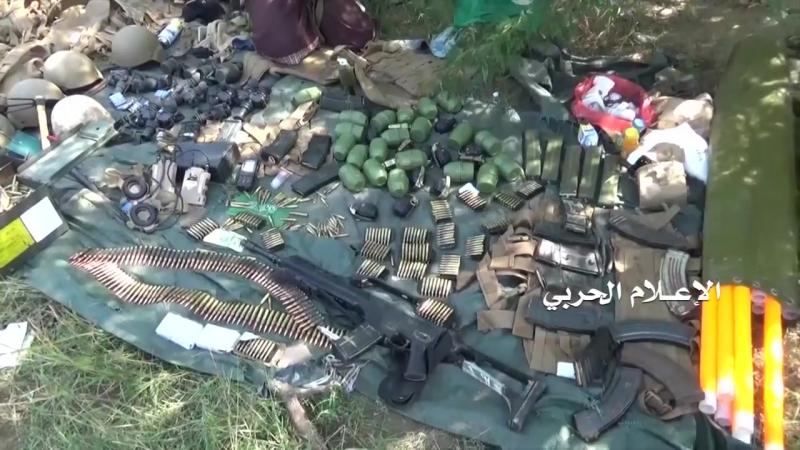 Столкновения хуситов с саудовскими войсками в провинции Джизан (КСА).
