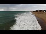 Пляж Кристал дождливым утром, Miami Playa, Spain
