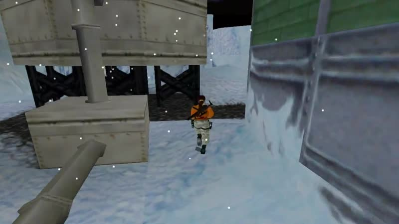 3.34 Tomb Raider III_ AoLC - Антарктика 3_4