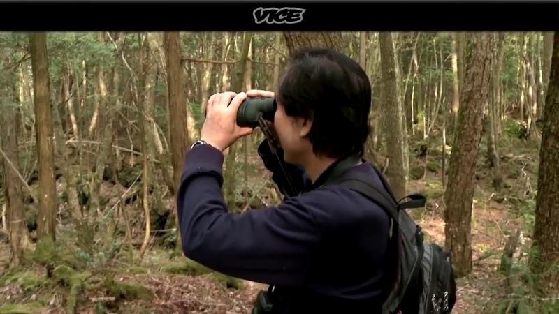 VICE | Лес самоубийц в Японии