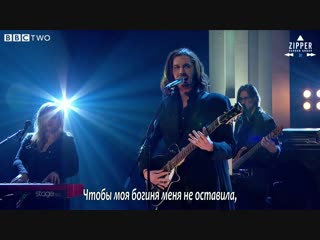 Hozier - take me to church [рус.саб]