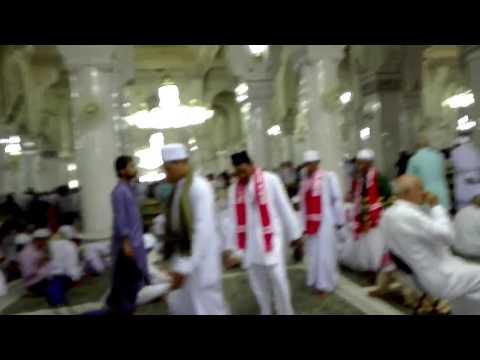 Hajj o Umrah Juma ka Rash 9 bajay Haram Chalay jaeen