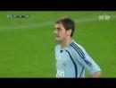 ЛЧ 2009 Гол Дель Пьеро в ворота Реала (без комментатора)