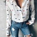 Очень эффектная рубашечка, подойдёт под любое сочетание, как с джинсами, так и юбка,шорты.…