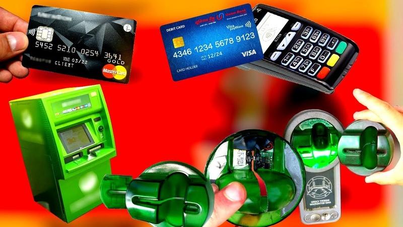 Как воруют деньги с банковских карт вы точно не знали об этих способах