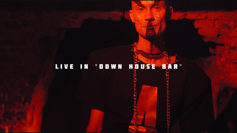АНГЕЛ live in Down House Bar 16.02.2019