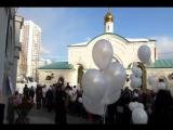 Акция памяти по погибшим в Солнцевском храме #Кемерово #Солнцево с вами #solntsevo #солнцевскийхрам #солнцевский #зао #москва #р