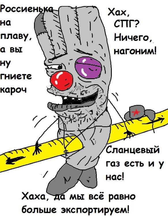 Украина сокращает импорт и потребление газа, объемы транзита российского топлива тоже сократились - Цензор.НЕТ 3424