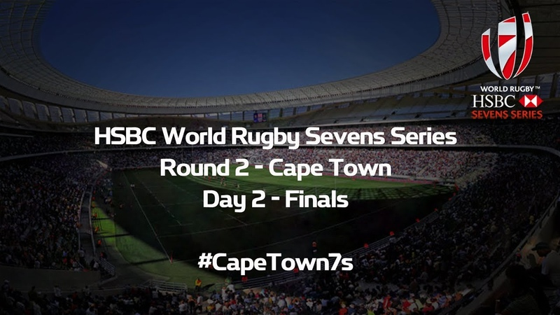 We're LIVE for day two of the HSBC World Rugby Sevens Series in Cape Town CapeTown7s