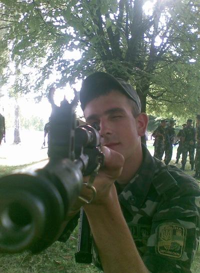 Сергий Ковальчук, 1 июня 1986, Луцк, id26387287