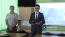 Открытие 5 профильных классов в школах Краматорска