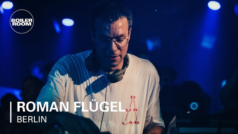 Roman Flugel Boiler Room x SCOPES
