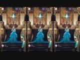 Кэти Перри под песню Immortal Flame в Final Fantasy Brave Exvius.