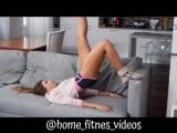 Тренировка на все тело  с диваном