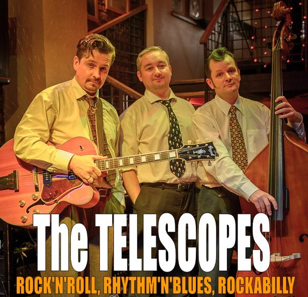 23.05 The Telescopes в De Faqto