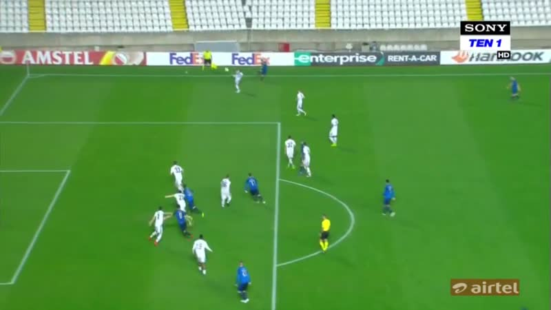 Аполлон - Лацио 2:0 обзор матча