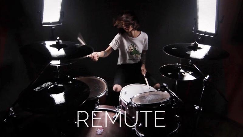 Remute - Лети - Drum Playthrough