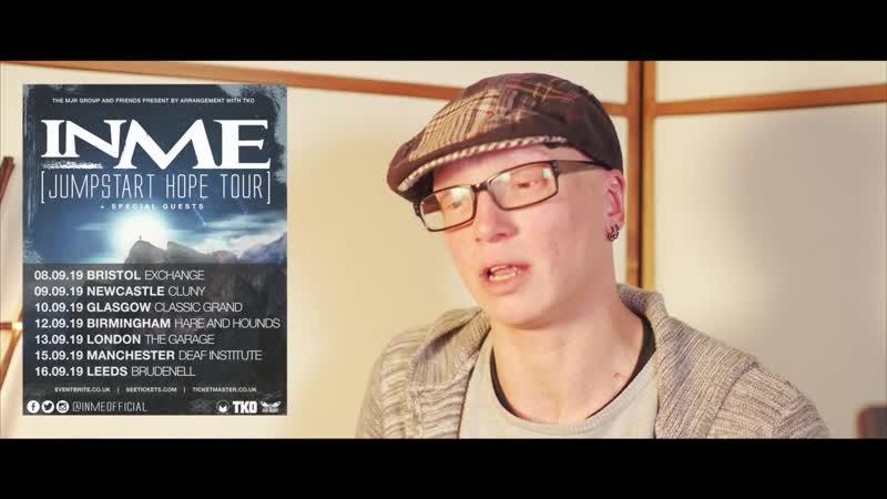 InMe - Jumpstart Hope Studio Diaries - Part II