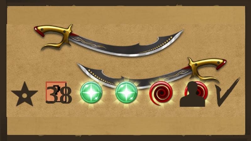 Shadow Fight 2 САМЫЕ КРУТЫЕ БУЛАТНЫЕ САБЛИ